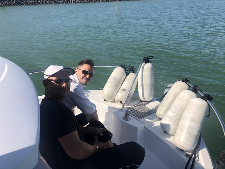 fin de pêche