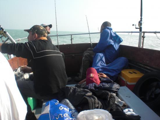 Sortie de pêche 2020